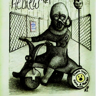Poster - Distopía