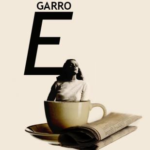"""""""Elenita saliendo de su taza de café"""""""
