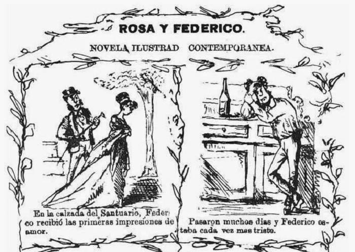 Rosa y Federico